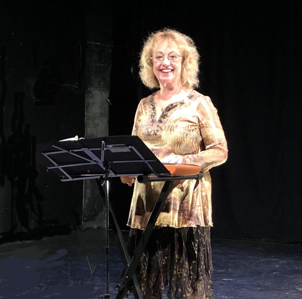 Dr. Sue SssWitch Positive Entertainment