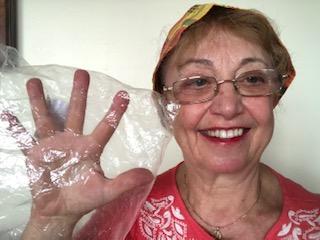 Dr. Sue Plastic Bag Positive Entertainment