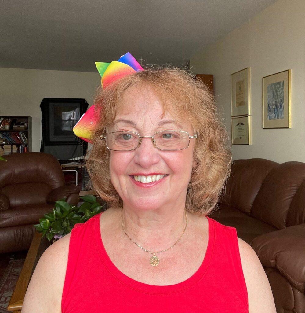 Dr. Sue Rainbow Bow