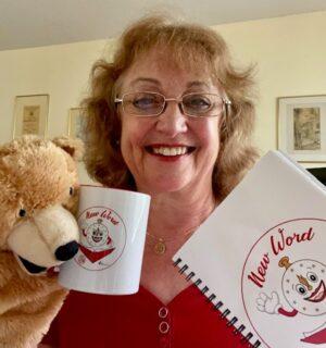 Dr. Sue & Teddly New Word Mug & More!