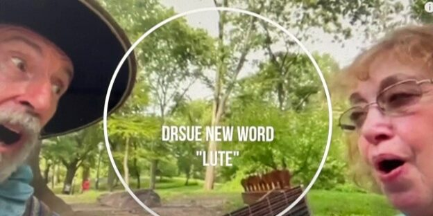 DrSue New Word Lute