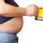 Belly and beer