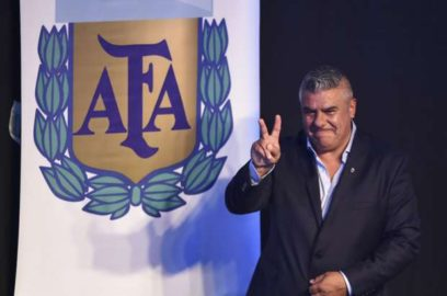 رئيس الاتحاد الأرجنتيني الجديد يعلن رأيه في عقوبة ميسي وفي مصير المدرب باوزا