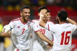 رسميا: 27 لاعبا في قائمة الإمارات لمواجهتي لبنان وسوريا