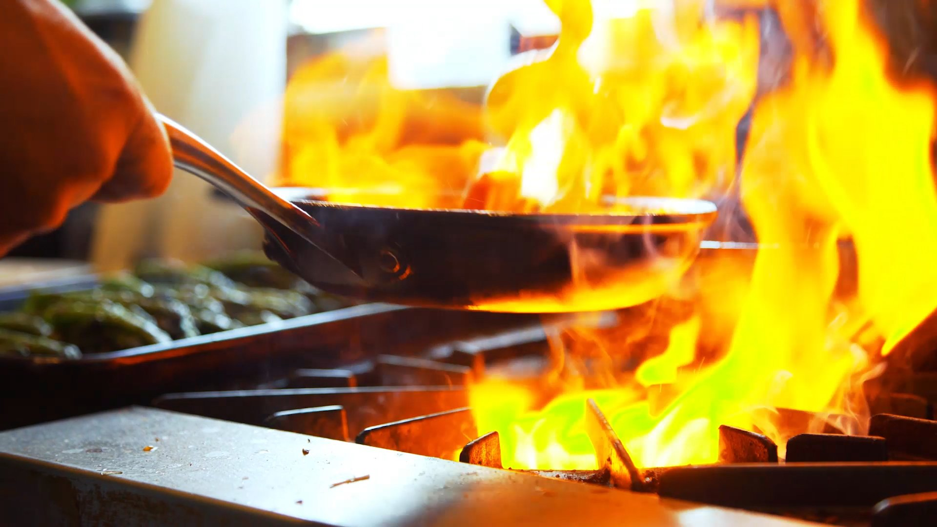 Where the Chef makes the magic happen