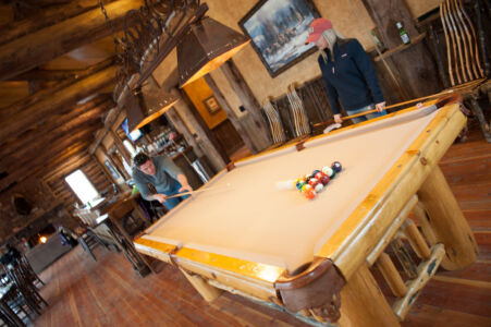Clubhouse Pool Tournament