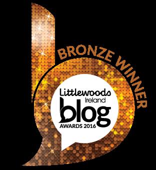 Bronze: Best Lifestyle Blog in Ireland