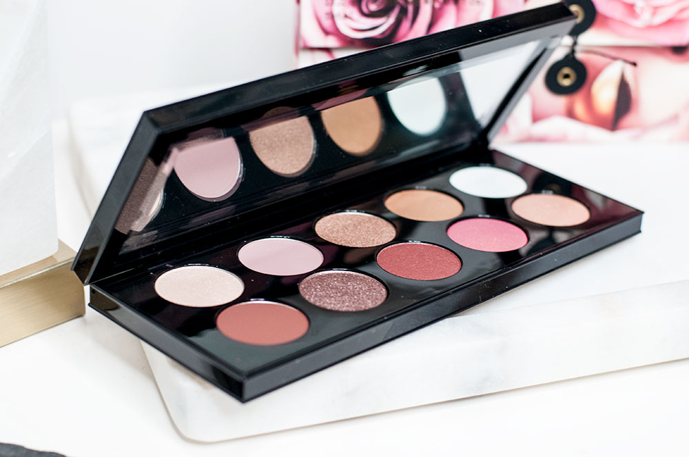 Pat McGrath Mothership VII Divine Rose Eyeshadow Palette via Sarenabee.com