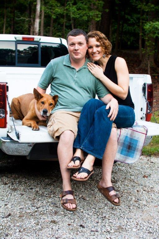 Humans of Honeyfi – Kristin and Rob