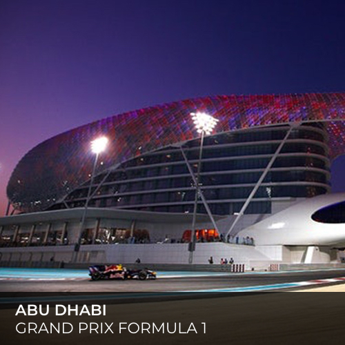 ABU DHABI- GRAND PRIX FORMULA 1-final