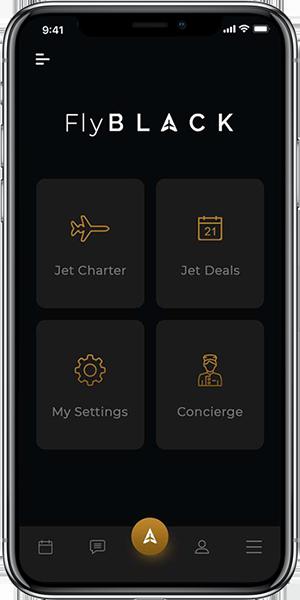 FlyBLACK - Unlock Benefits