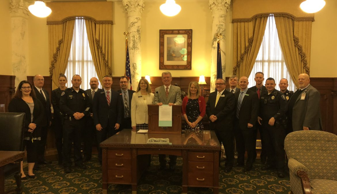 Major new school safety bill signed into law