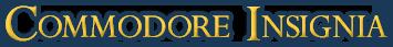 Commodore Insignia Logo