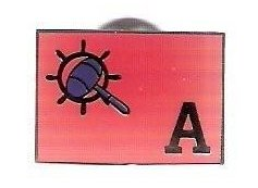 6626A Lapel Pin