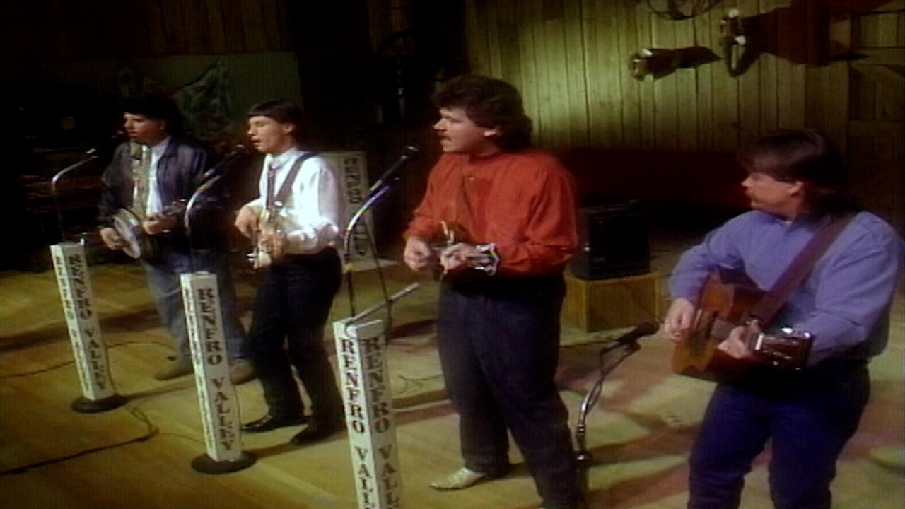 Lonesome River Band - You Gotta Do What You Gotta Do - Dan Tyminski, Ronnie Bowman, Steve Dilling and Tim Austin