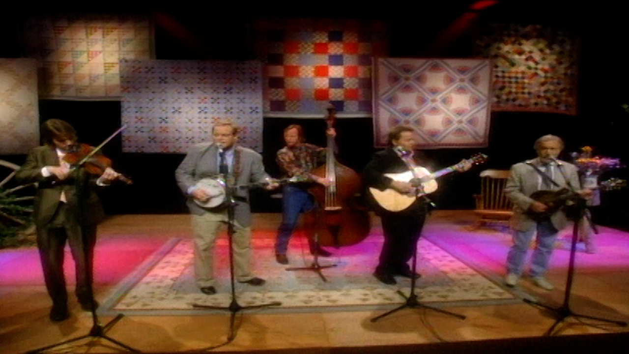 Nashville Bluegrass Band - I Ain't Goin' Down - Reno's Old Time Music
