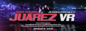 Juarez VR 3D immersive video poster