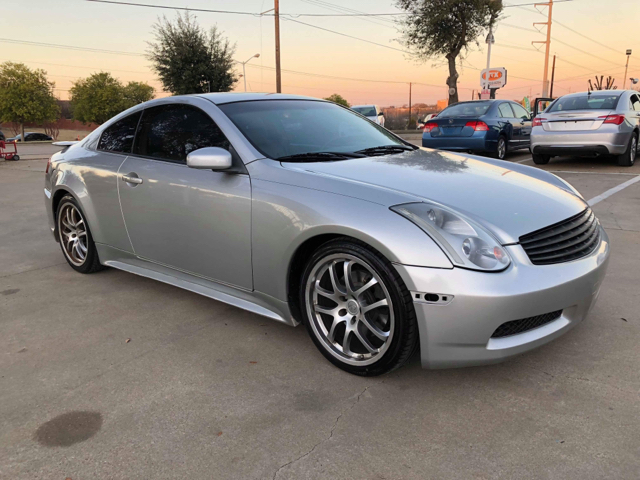 2005 g35 coupe Cash for Cars