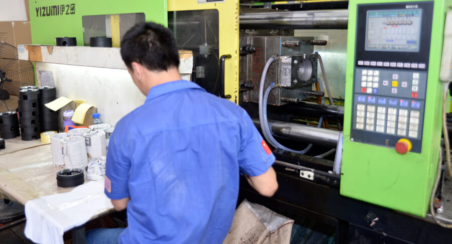 Plastic Molding Manufacturing at China Location