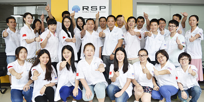 Picture of RSP China Sales & Engineering