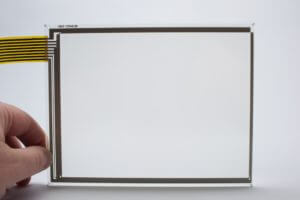 RSP: Capacitive Touch Screen-Glass Panel
