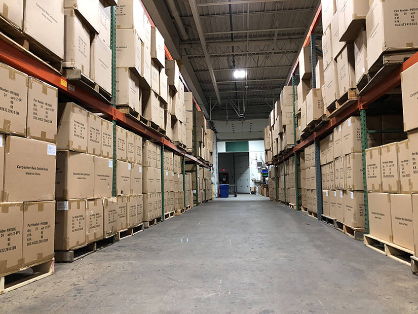 RSP Warehousing facility, Brookfield WI