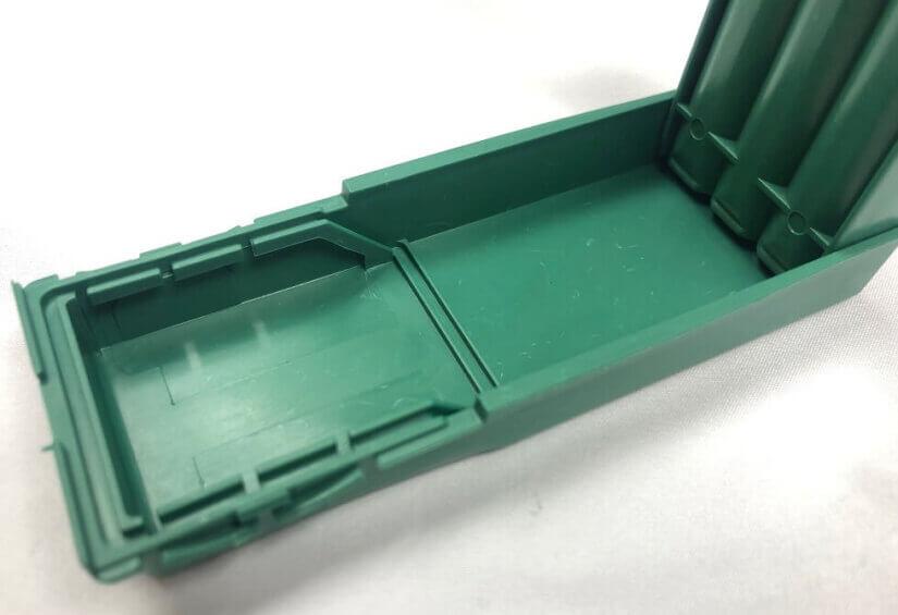 Oceanworks Recycled Ocean Plastics Product Example