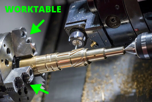 CNC machining doesn't require individual tooling to create the desired piece or part.