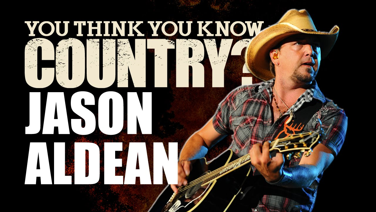 Jason Aldean On Female Singers / I Can't Distinguish One From The Other