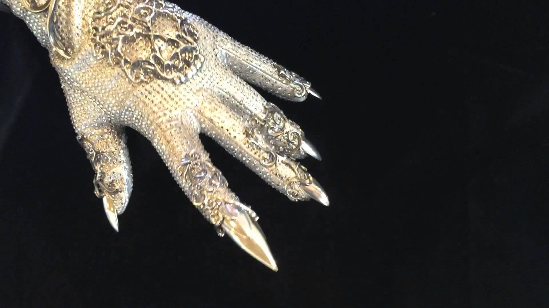 Lady Gaga's Hotel Glove