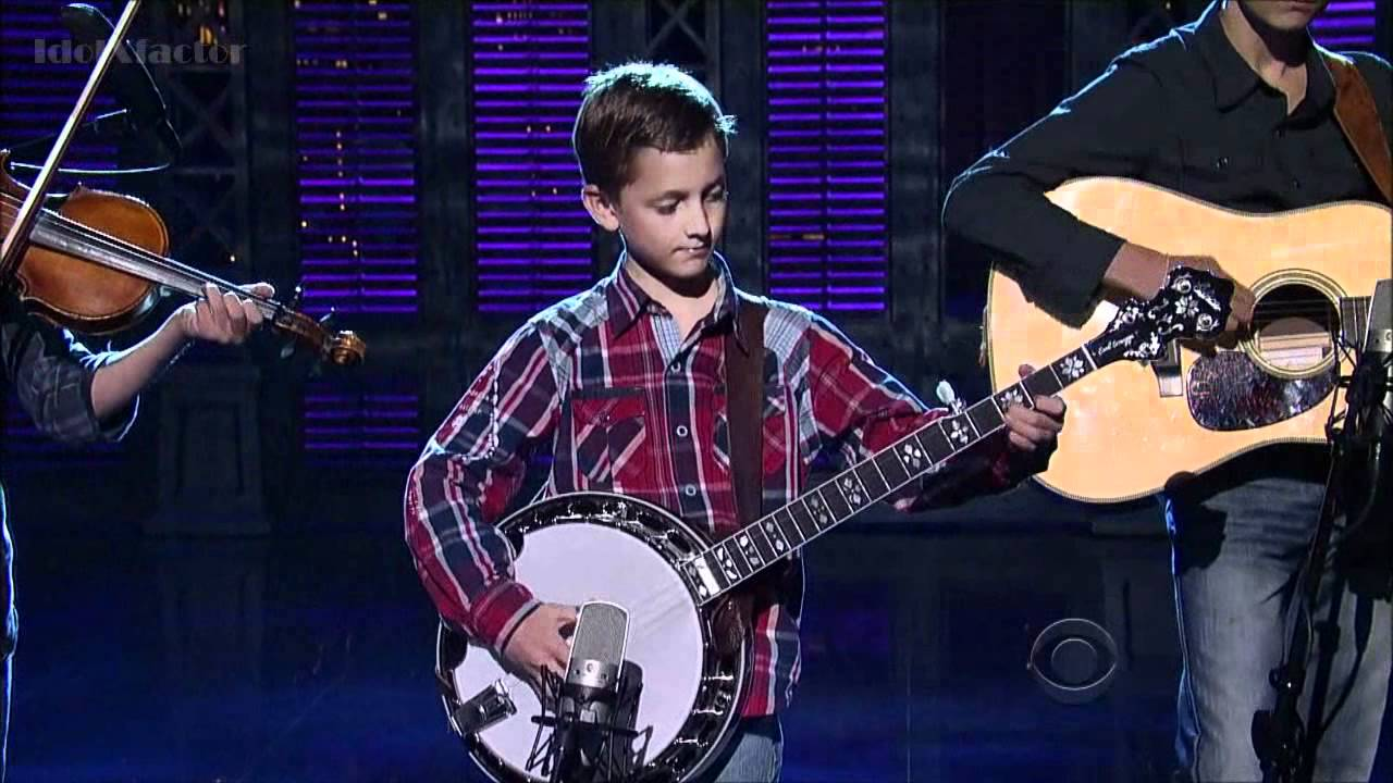 This 9-Year-Old Banjo Player's Skills Will Blow Your Mind