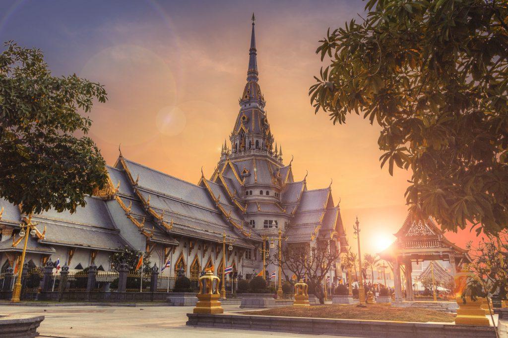 Bangkok Thailand ancient architecture asia buddhism Best Tour Place