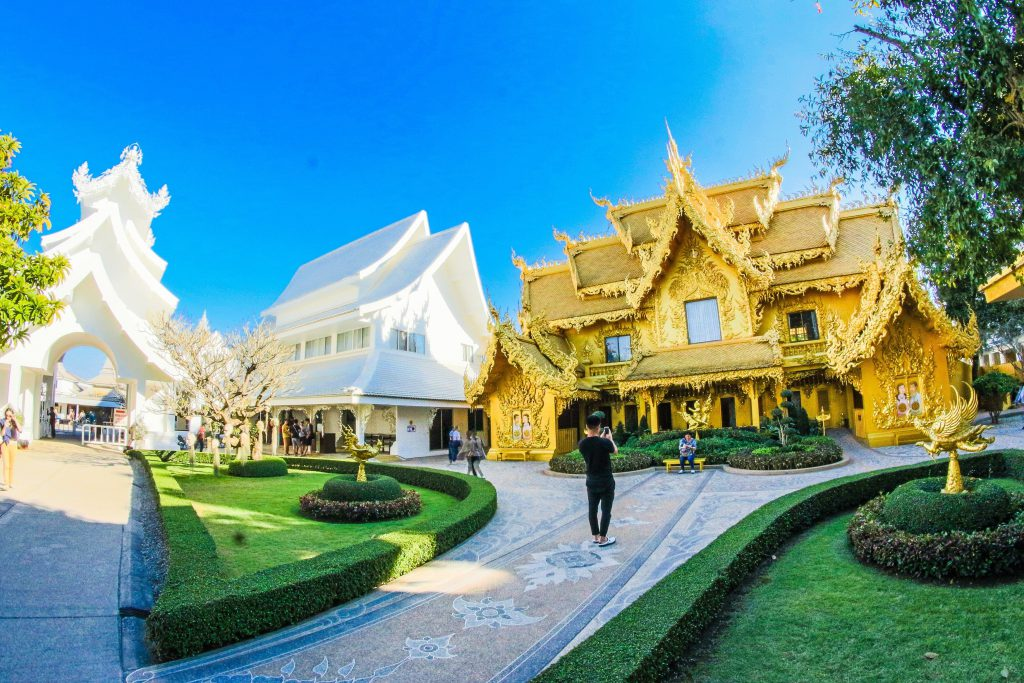 Bangkok Thailand photo of temples in thailand Best Tour Place