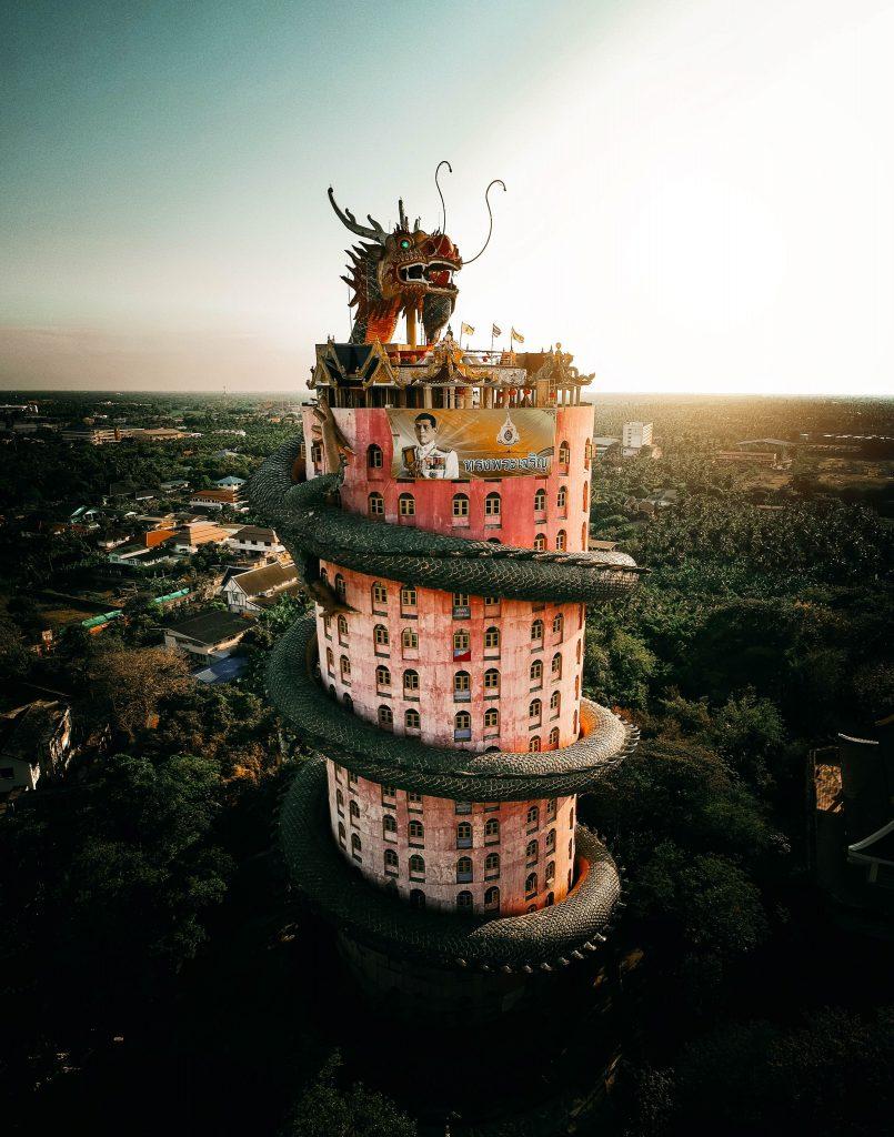 Bangkok Thailand tan kaninthanond Best Tour Place