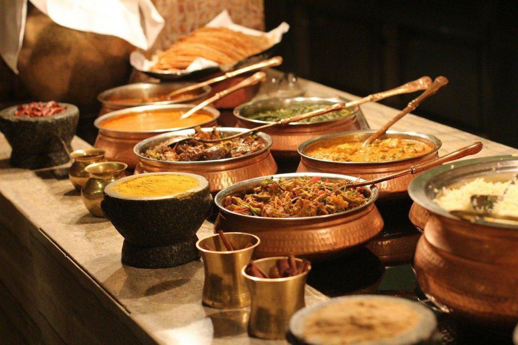 Indian Food Best Tour Place