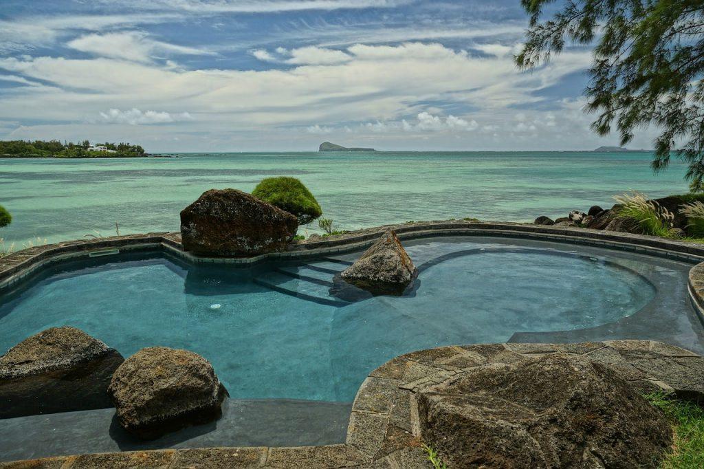 Mauritius sea Best Tour Place