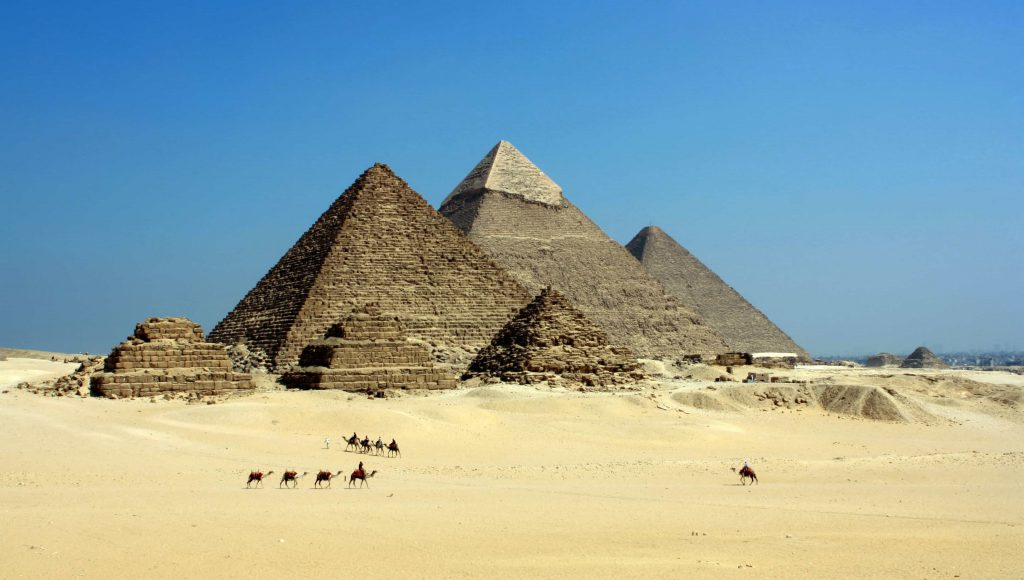 pyramids of giza 3 Best Tour Place
