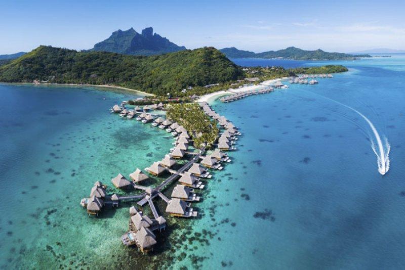 Tahiti French Polynesia Resort Best Tour Place