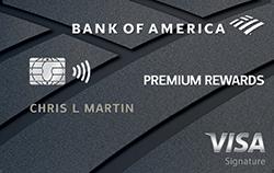 Bank of America® Premium Rewards® Credit Card Best Tour Place