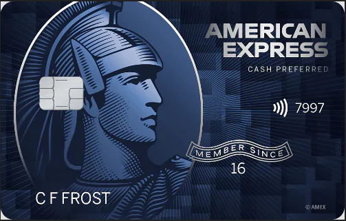 Blue Cash Preferred® Card From American Best Tour Place