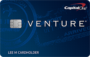 Capital One® Venture® Rewards Credit Card Best Tour Place