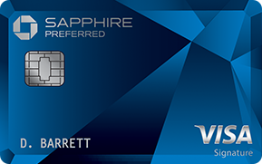 sapphire preferred card Best Tour Place
