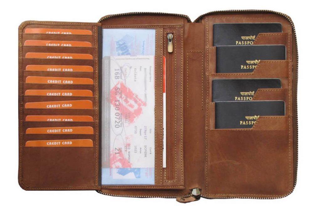 Passport Cover for traveler