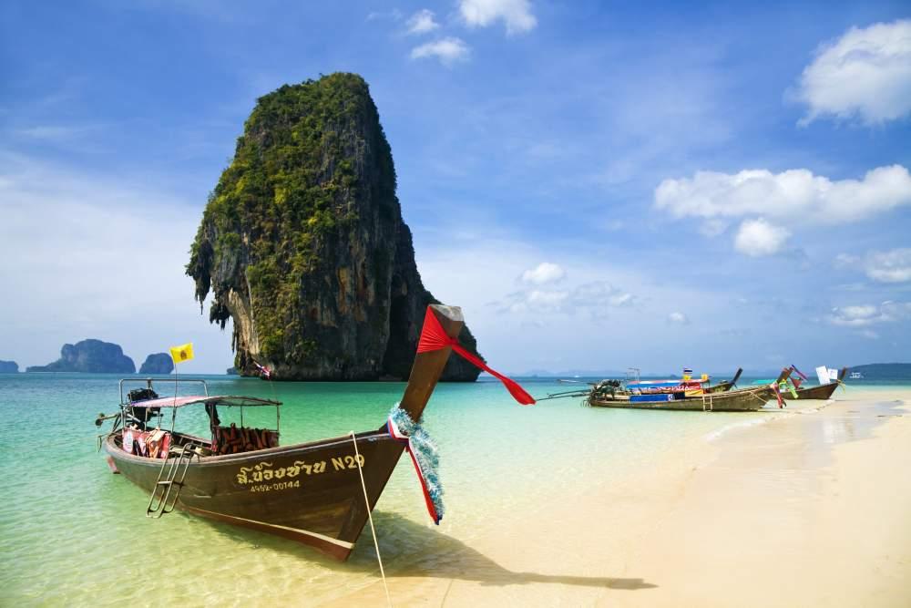 Railay Beach Thailand Best Tour Place