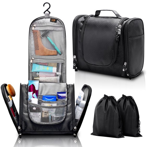 Travel Accessories For Men: Toiletry Bag