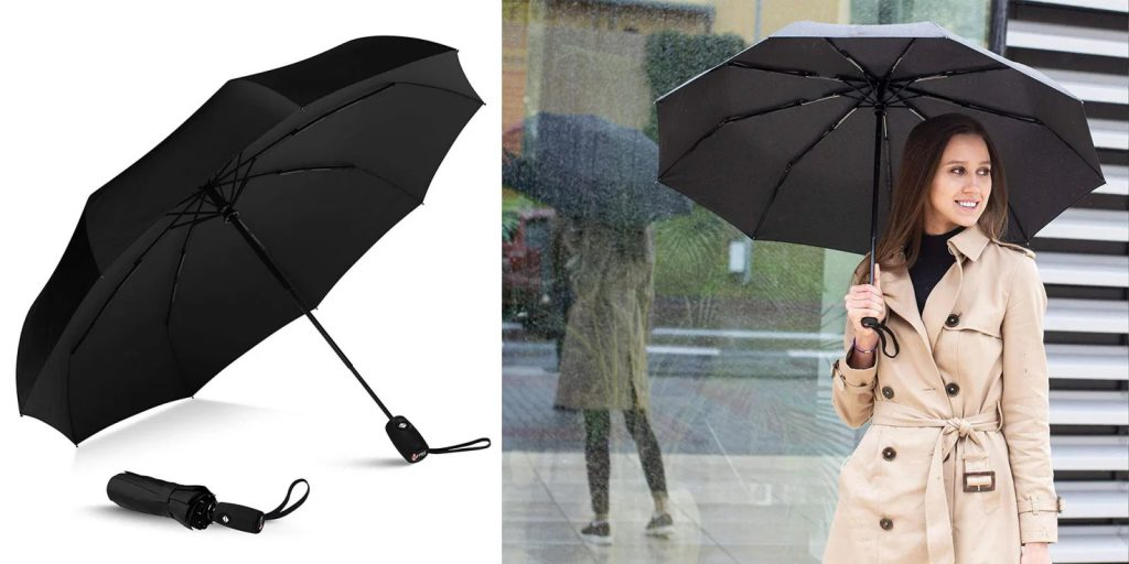 Watewrproof Travel Umbrella Best Tour Place