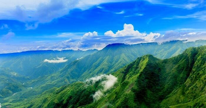 Shillong in Summer