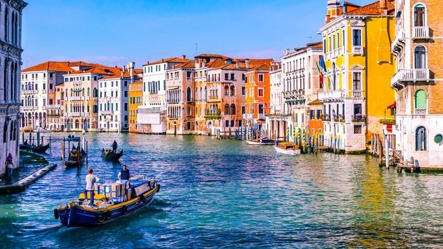 Venice Best Tour Place