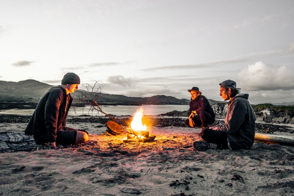 Beach Camping Hacks