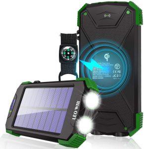 Solar power bank Best Tour Place